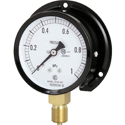 Normal Type Pressure Gauge (B Frame Vertical Type / ø75)