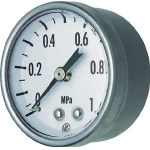 Small Pressure Gauge (D Frame Embedded type / ⌀40)