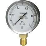 JIS General Purpose Pressure Gauge (A Frame Vertical Type / ø 75)