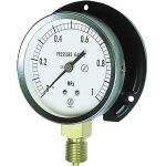 JIS General Purpose Pressure Gauge (B Frame Vertical Type / ø 75)
