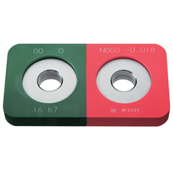 Steel Limit Ring Gauge with Protective Cover h7