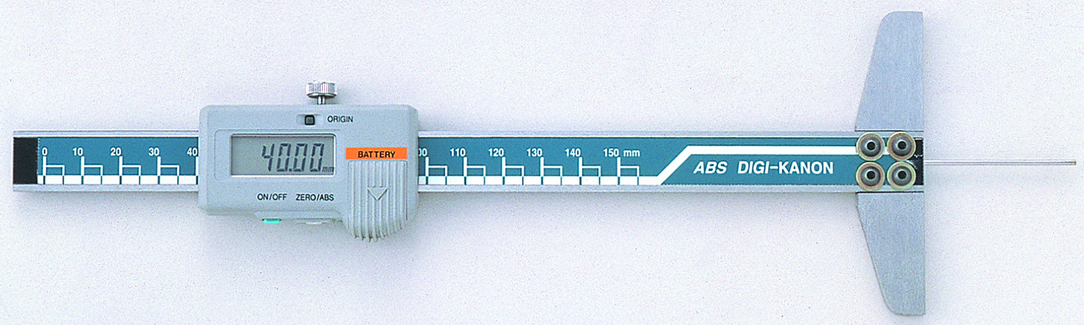[Kanon] Digital Narrow Hole Depth Gauge