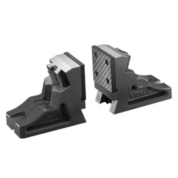 Solid vise (long object vise)