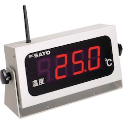 Temperature Humidity Indicator (Wireless Type) Display