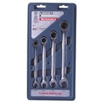 Reversible Gear Wrench Set (Set of 4 pcs.) 34644