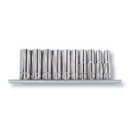 1/4 SQ Deep Socket Set (Hex)