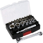 Mini Reverse Gear & Spline Socket Set