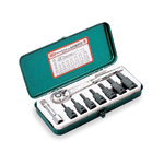 Hexagon Socket Wrench Set (Strong Type) KH3072