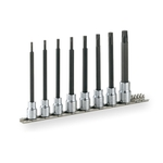 Long Torx Socket Set (Extra Strength Type / with Holder) HTX308L