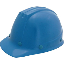 Helmet Equipped with Air Light (High Ventilation Type, Made of FRP, American Type)