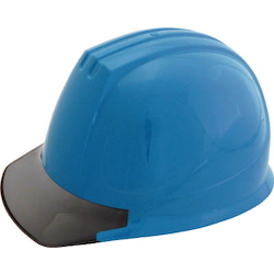 Helmet Equipped with Air Light (High Ventilation Type, Made of PC, Transparent Visor)