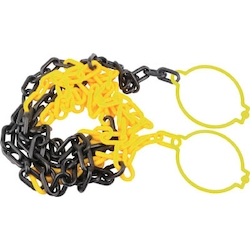 Plastic Chain (with Cone Ring)