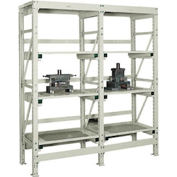 Metal Mold Rack, Single Unit Type