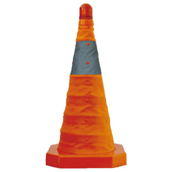 Patapata Traffic Safety Cone Blinking LED