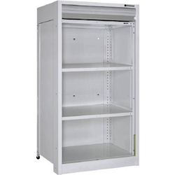 Small to Medium Capacity Shelf Model TLA (Medium Shelf Boltless Type, 150 kg Type, Height 1,360 mm, Shutter Provided)