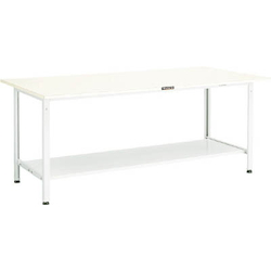 Light Work Bench with Lower Shelf Plastic Panel Tabletop Average Load (kg) 300