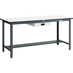 Standing Medium Work Bench with 1 Thin Drawer Linoleum Tabletop Average Load (kg) 300