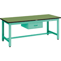 Medium Work Bench with 1 Drawer Steel Tabletop Average Load (kg) 800