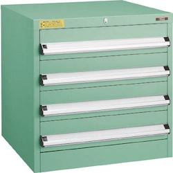 Medium Duty Cabinet, VE6S Type (3 Lock Safety Mechanism), Height 600 mm