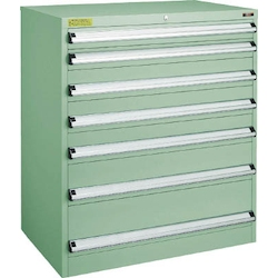 Medium Duty Cabinet, VE9S Type (3 Lock Safety Mechanism), Height 1000 mm