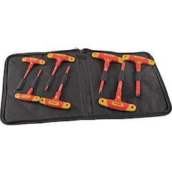 Insulation T Type Hex Wrench Set