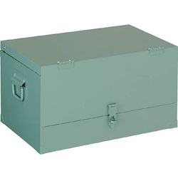 Medium Size Vehicle Mounted Tool Box with Door On Front (with No Intermediate Tray)