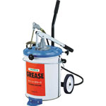 Hand Lubricator, Manual Type with Maximum Discharge Pressure (MPa) 24.5