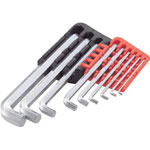 """Short Multifunctional Torsion Wrench"" (Opposite Side and Angle Bent Type)"