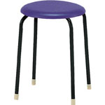 Stool (Coated Leg Type)