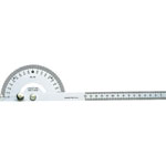 Protractor (Silver Finish/Precision)