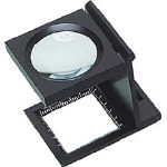 High-Magnification Pocket Loupe