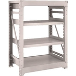 Heavy-Duty Bolted Shelf M10 (1,000 kg Type, 1,215 mm Height, 4-Level Type)