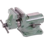 Vise with Rotating Table (For Light Work) TRV-100