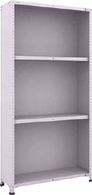 Small to Medium Capacity Shelf Model TLA (Rear and Side Plates Provided, 150 kg Type, Height 1,800 mm)