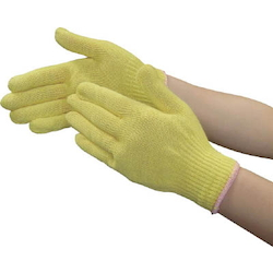 Cut-Resistant Gloves, K-10G Kevlar® Cotton Work Gloves Thickness (mm) 1.1