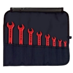 Insulated Single Open Wrench Set (8 Pieces)