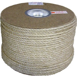 Manila Rope, 3-Stranded Type 6 mm X 200 m–16 mm X 150 m