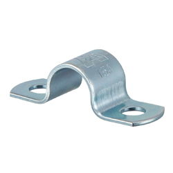 Saddle Clamp, Thick Saddle Bolt Hole (Electrogalvanized Plated / Stainless Steel)