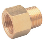 Threaded Fitting, Inner/Outer Socket NF