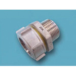 Tube Expansion Fitting for Stainless Steel Pipes, BK Joint, Male Adapter Socket, 316