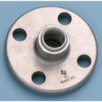 Stainless Steel Pipe-Compatible, Single-Touch Fitting EG Joint Flange Adapter EGFLG/A・EGFLG