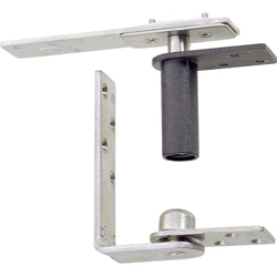 602K, SK Hinge (for Top Rails)