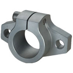Shaft holder precision cast product - Flange type -