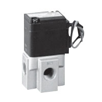Direct Acting 3 Port Single Solenoid Valve Unit for Compressed Air (Just Fit Valve) FAG Series