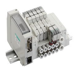 Individual Wiring Block Manifold, MN4GE1, 2R Series Valve Components