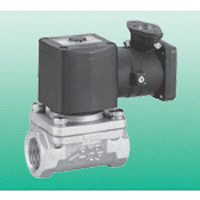 Explosion-Proof Pilot Two-Port Solenoid Valve, ADK11/12E4 Series