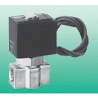 Direct acting 2 port solenoid valve unit for oil perfect fit valve FLB series