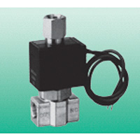 Direct acting 3 port electromagnetic valve unit for water perfect fit valve FWG series