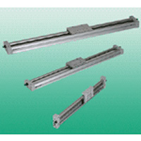 Rodless Magnet type Super rodless cylinder high precision guide MRG2 series