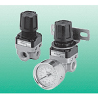 Small Piston Regulator, RA800 Series